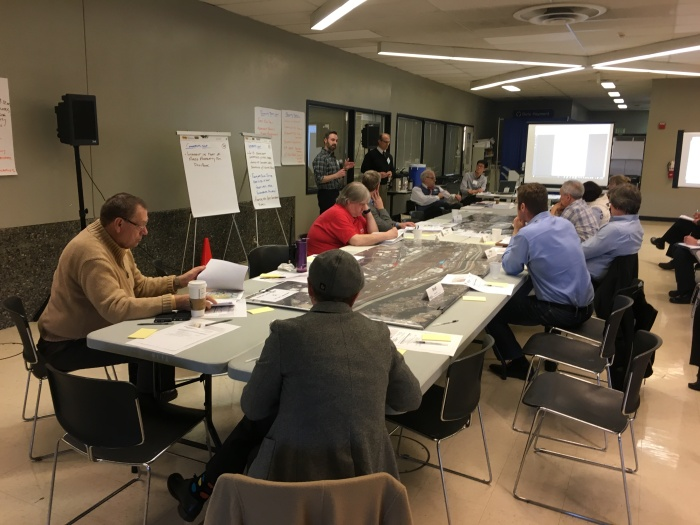 The Master Plan Update Working Group for King County International Airport/Boeing Field